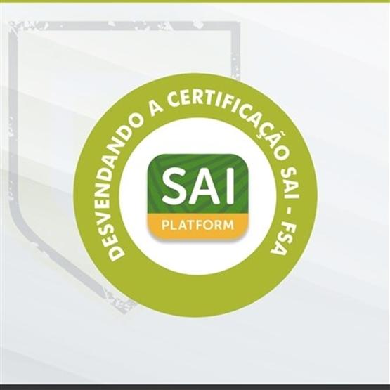 Desvendando a Certificação SAI-FSA